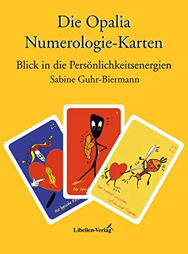 9783934982079: Opalia Numerologie-Karten.