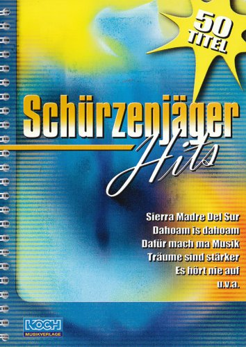 9783935018012: Schuerzenjaeger Hits