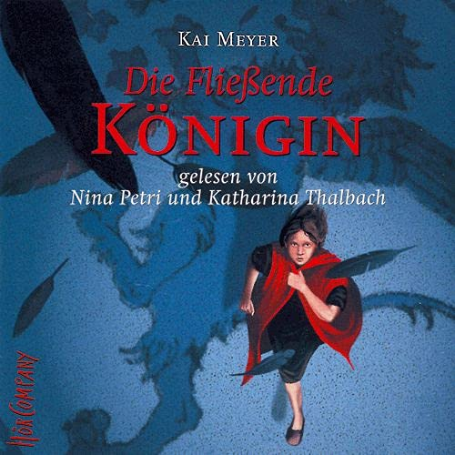 9783935036443: Die fließende Königin (Merle-Trilogie,#1)