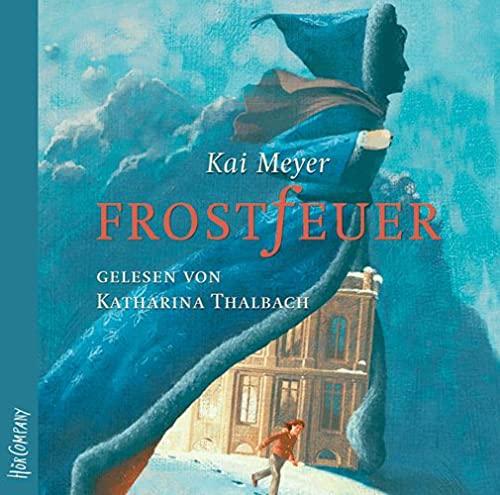 9783935036788: Frostfeuer. 5 CDs