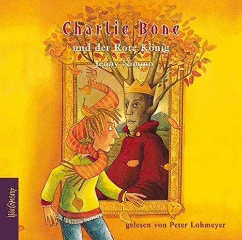 Charlie Bone und der Rote König: Vorgelesen: Nimmo, Jenny