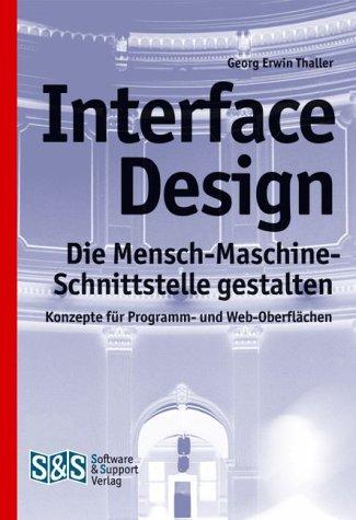 9783935042239: Interface Design.