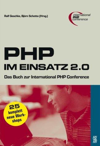 9783935042406: PHP im Einsatz