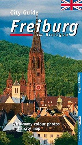 9783935048040: FREIBURG IM BREISGAU: City Guide, English Edition, Stadtf�hrer, englische Ausgabe