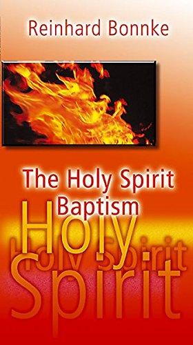9783935057127: The Holy Spirit Baptism