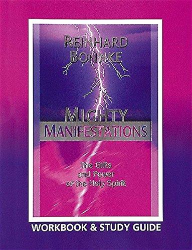 9783935057271: Mighty Manifestations
