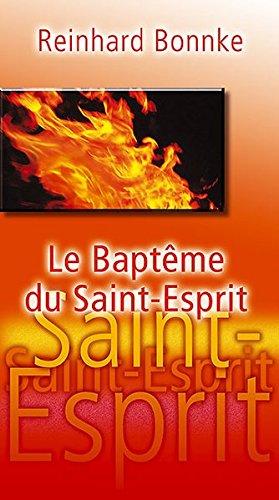 9783935057431: Le Bapteme Du Saint Esprit (French Edition)