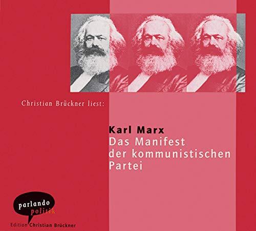 9783935125055: Das Manifest der kommunistischen Partei