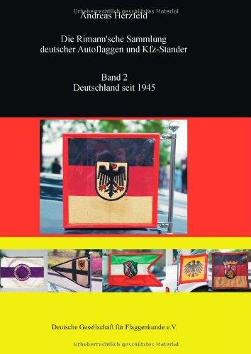 9783935131094: Die Rimann'sche Sammlung deutscher Autoflaggen und Kfz-Stander: Band 2 Deutschland seit 1945