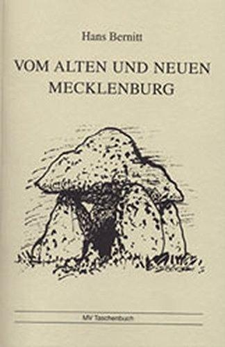 9783935171069: Vom alten und neuen Mecklenburg