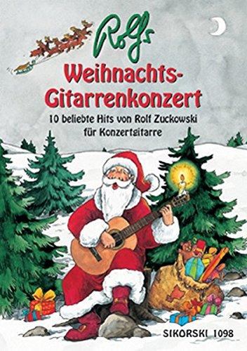 9783935196529: Rolfs Weihnachts-Gitarrenkonzert
