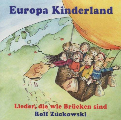 9783935196932: Europa Kinderland, 1 Audio-CD