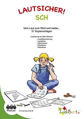 Lautsicher SCH - Kopiervorlagen