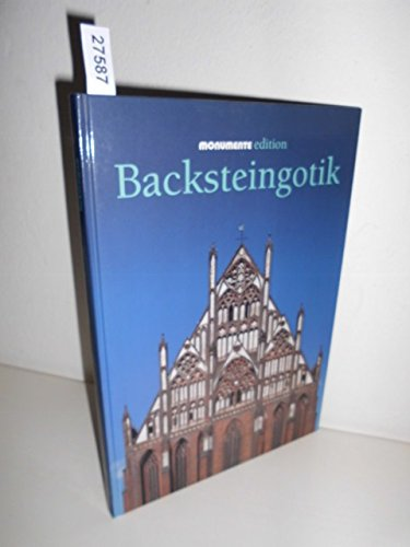 9783935208000: Backsteingotik (Monumente Edition) (German Edition)