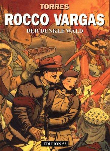 9783935229050: Rocco Vargas - Der Dunkle Wald