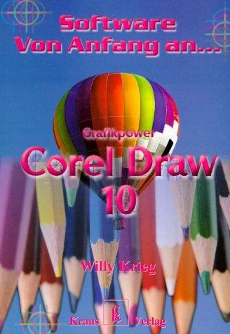 9783935234061: CorelDRAW 10 Grafikpower