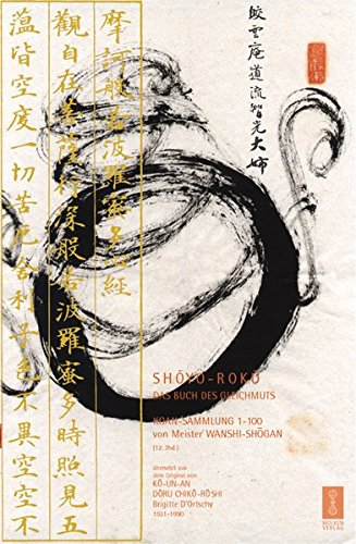 9783935241076: Shoyo-Roku. Koan-Sammlung. Fall 1-100.