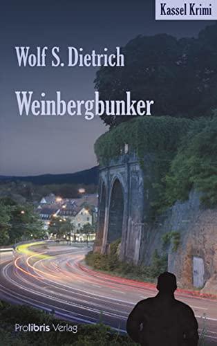 9783935263573: Weinbergbunker: Kassel Krimi