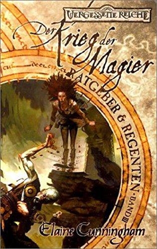 9783935282710: Der Krieg der Magier (The Wizard War)
