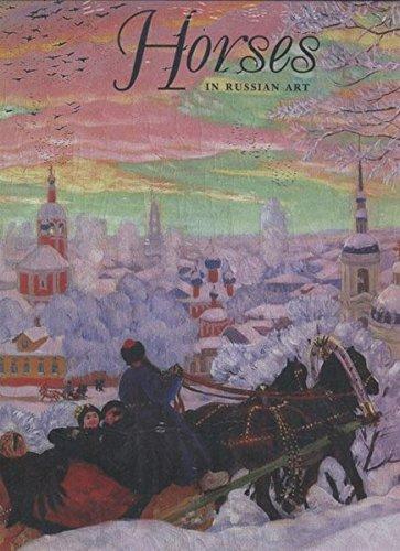 9783935298100: Horses in Russian Art