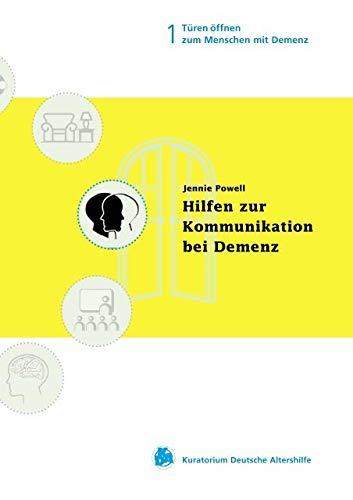 9783935299268: Hilfen zur Kommunikation bei Demenz (Livre en allemand)