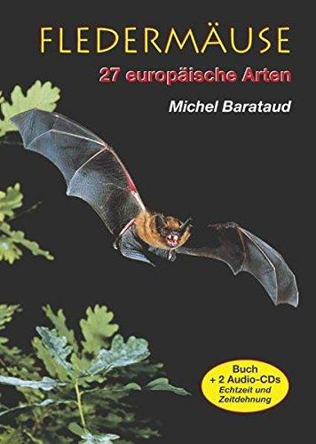 9783935329033: Fledermäuse: 27 europäische Arten