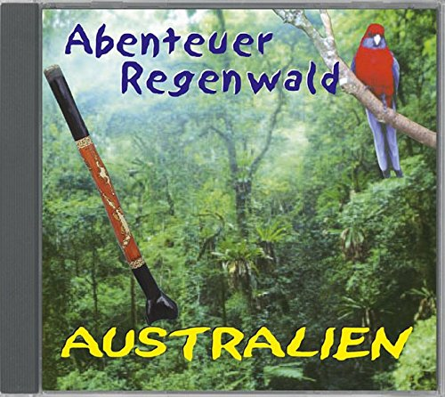 9783935329040: Naturgeräusche Abenteuer Regenwald Teil 4