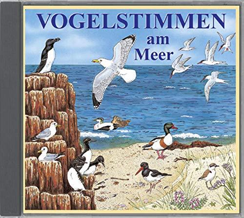 9783935329163: Vogelstimmen-Serie. Vogelstimmen in Park und Garten /in Feld und Flur /am Wasser /im Wald /in Heide, Moor und Sumpf /am Meer /im Gebirge: Vogelstimmen 6 am Meer. CD: 25 heimische Vögel: Ed. 6