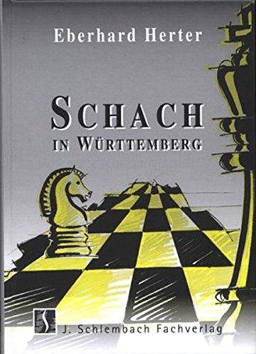 9783935340007: Schach in Württemberg