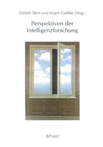 9783935357692: Perspektiven der Intelligenzforschung