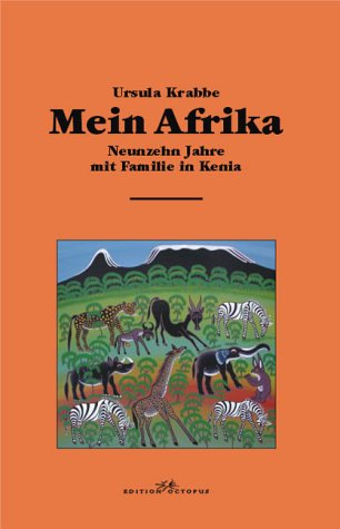 Mein Afrika (Livre en allemand): Krabbe, Ursula