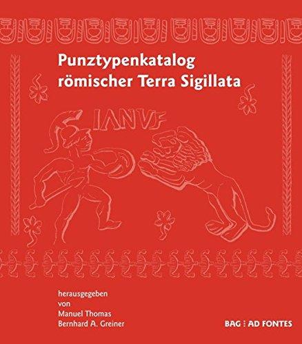 9783935383516: Punztypenkatalog römischer Terra Sigillata / Punztypenkatalog Lieferung 2: Rh...