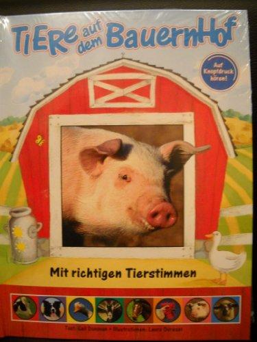 9783935429849: Tiere auf dem Bauernhof - Auf Knopfdruck hören