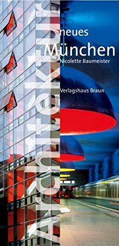 9783935455503: Architektur neues München.
