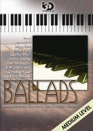 9783935478182: Ballads Medium Level
