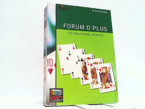 9783935485036: Forum D Plus Lehrbuch / Ungestörte Reizung