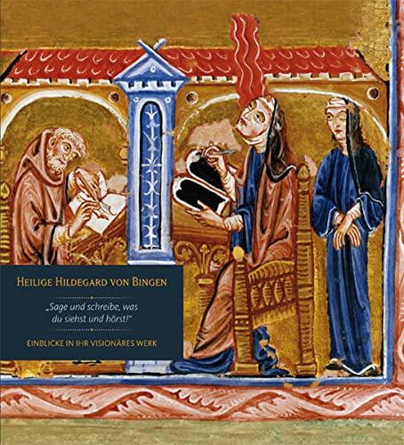 9783935516785: Heilige Hildegard von Bingen - Einblicke in ihr visionäres Werk