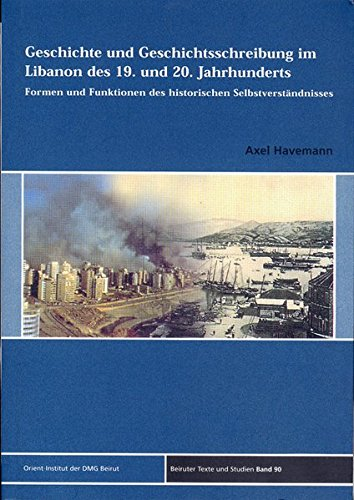 9783935556897: The Empire in the City: Arab Provincial Capitals in the Late Ottoman Empire (Beiruter Texte Und Studien)