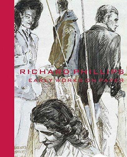 Richard Phillips: Early Works on Paper: Yablonsky, Linda