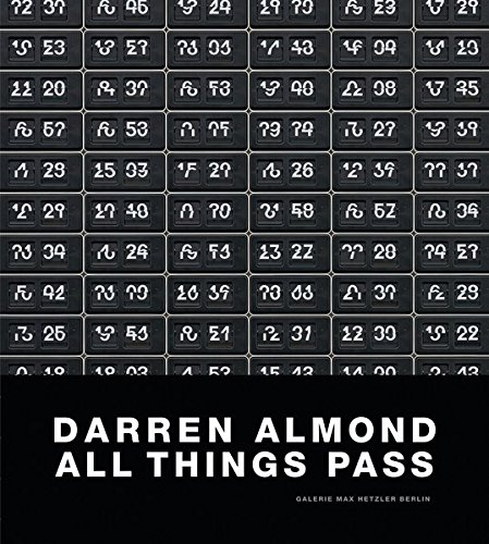 9783935567633: Darren Almond - All Things Must Pass