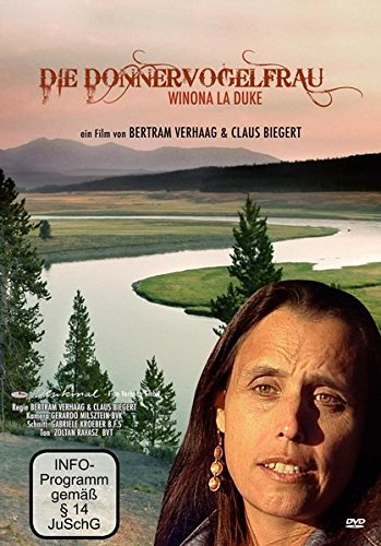 9783935573504: Die Donnervogelfrau - Winona LaDuke [Alemania] [DVD]