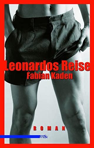 9783935596787: Leonardos Reise