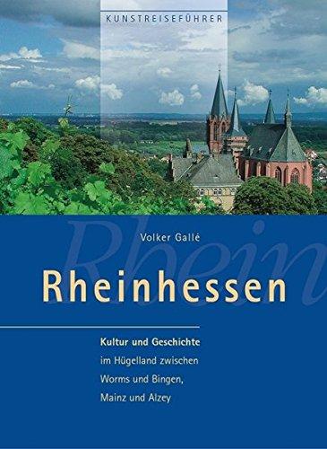 9783935651004: Kunst-Reiseführer Rheinhessen
