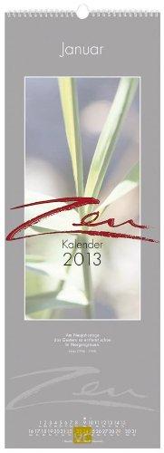 9783935683463: Zen-Kalender 2013