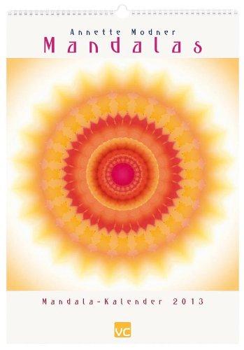 9783935683500: Mandala-Kalender 2013