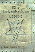 Die satanischen Essays. (3935684045) by Anton LaVey