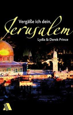9783935703185: Vergäße ich dein, Jerusalem