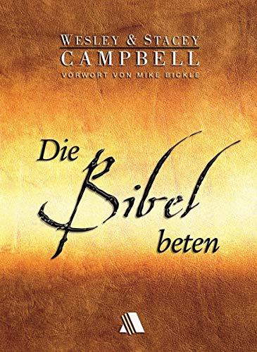 9783935703192: Die Bibel beten