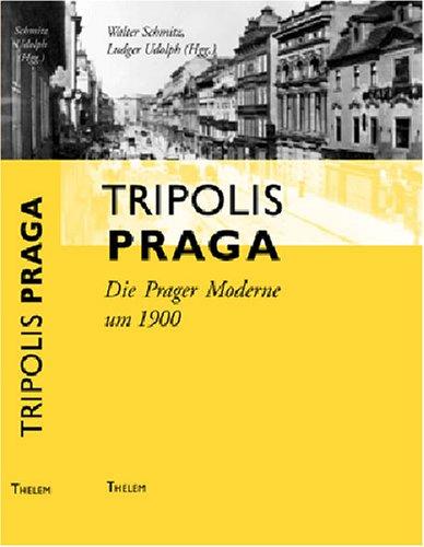 9783935712224: Die Prager Moderne um 1900