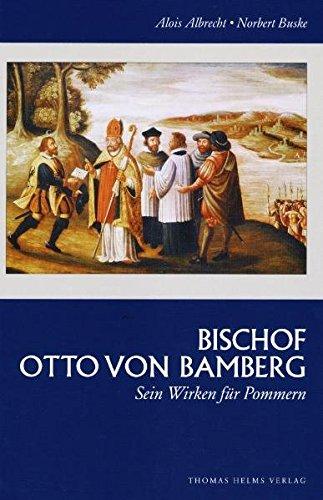 9783935749220: Bischof Otto von Bamberg.